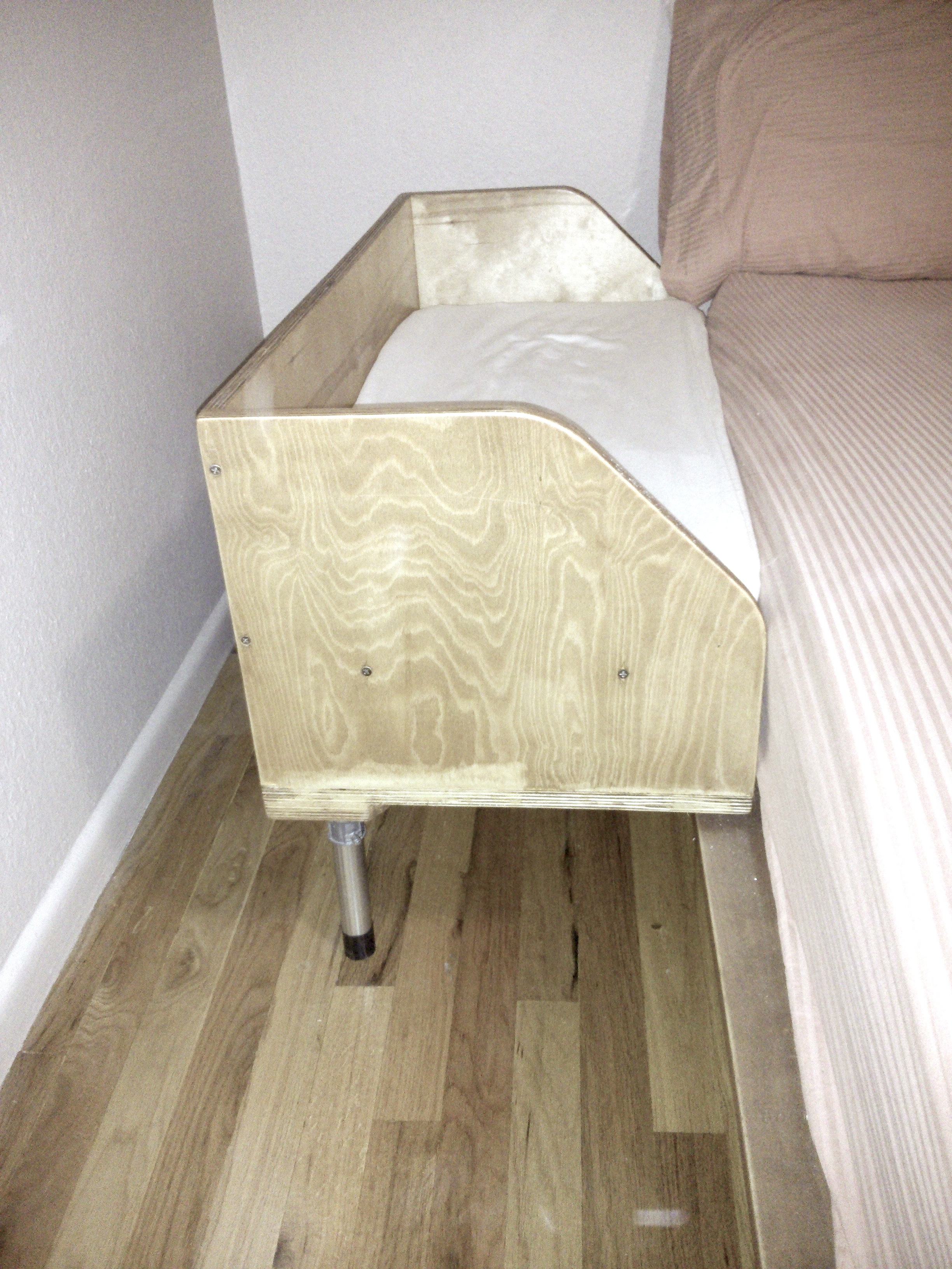 Baby bed for parents bed - Attached To Bed